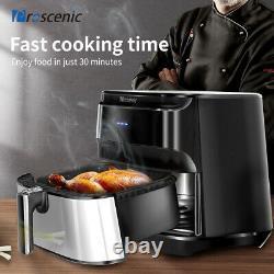 Alexa Air Fryer APP Cooker Oven Low Fat Healthy 5.5L 1700W Oil free Frying Litre