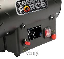 Autojack 15KW Industrial Propane Gas Heater 51,000 BTU for Garage or Workshop