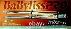 BaByliss PRO Nano Titanium PRIMA 3100 1 Stainless Straightening/Curling Iron