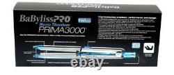 Babyliss Pro Nano Titanium Prima 3000 1.25 Flat Iron BABSS3000T