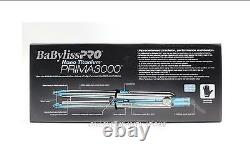 Babyliss Pro Nano Titanium Prima 3000 Flat Iron 1.25, THERMAL GLOVE INCLUDED