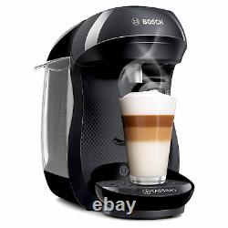 Bosch TAS1002GB Tassimo Happy Coffee Machine Black
