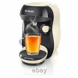 Bosch TAS1007GB Tassimo Happy Coffee Machine Cream