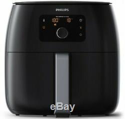 Brand New Philips Twin Turbo Airfryer XXL Premium Black Touchscreen HD9650/93