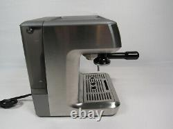 Breville BES840XL Infuser Espresso Machine, Brushed Stainless Steel