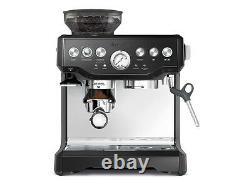 Breville Barista Sesame Espresso Cappucino Machine Grinder BES870BSXL 110 Volts