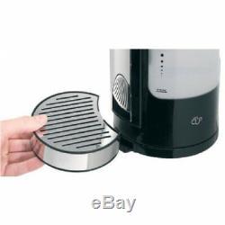 Breville Black VKJ318 Hot Cup Illuminating 3kW 2LKettle with Variable Dispenser