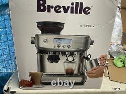 Breville The Barista Pro Espresso Machine Brand New