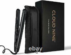 Cloud Nine Original Hair Straighteners With Luxury Cloud Nine Heat Bag Genuine