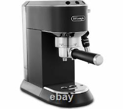 DELONGHI Dedica EC685BK Coffee Machine Black Currys