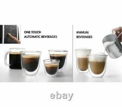 DELONGHI Dinamica ECAM 350.15B Bean to Cup Coffee Machine Black DAMAGED BOX