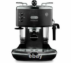 DELONGHI Icona Micalite ECOM311. BK Coffee Machine Black Currys