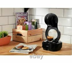 DOLCE GUSTO by Krups Lumio KP130840 Coffee Machine Black Currys