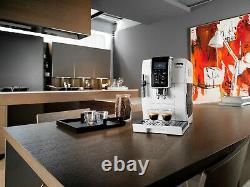 De'Longhi Bean to Cup Coffee Machine Dinamica ECAM350.35. W Refurbished