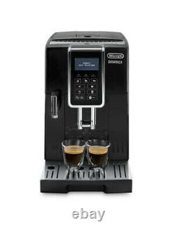 De'Longhi Bean to Cup Coffee Machine in Black ECAM350.55. B Refurbished