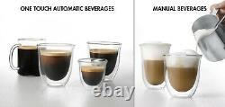 De'Longhi Bean to Cup Machine ECAM250.23. SB Magnifica S Smart Refurbished