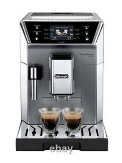De'Longhi ECAM550.75. MS PrimaDonna Bean-to-Cup Coffee Machine Silver C Grade
