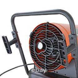 Diesel Space Heater Kerosene Forced Air Heater Workshop 125,000 BTU/hr 37kW