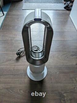 Dyson AM09 Hot & Cold Fan White/Nickel White Original Dyson remote