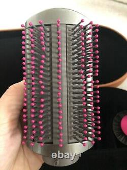 Dyson Airwrap Complete Multi Hair Styler Pink. Hardly Used