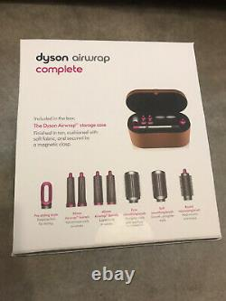 Dyson Airwrap Complete Styler Pink NEW