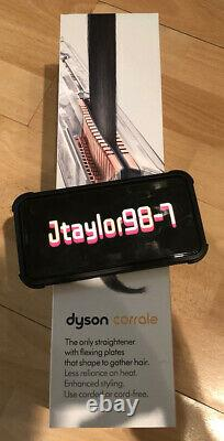 Dyson Corrale Hair Straightener Black Nickel/Fuchsia BRAND NEW SEALED
