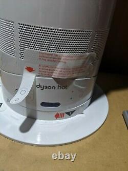 Dyson Hot & Cool Jet Focus Fan Heater AM05 White/Silver withremote FREE SHIPPI