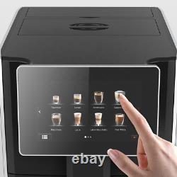 Espresso Machine Super Automatic with Large 7 Display Hipresso