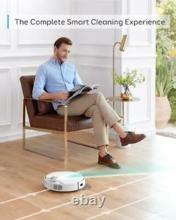 Eufy RoboVac L70 Hybrid Robot Vacuum Cleaner and Mop White