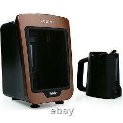 Fakir KAAVE Automatic Turkish / Greek / Arabian Mocha Coffee Machine BROWN