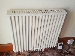 Fischer future heat electric radiators x4 cash on collection SW Scotland