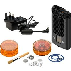 GENUINE Storz & Bickel Mighty Portable Vaporizer includes FREE Cleaning Kit