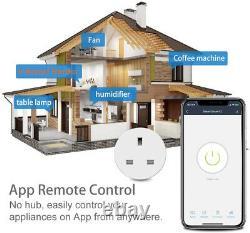 Infrared Heating Panel Slim Heater Radiator WIFI Socket Smart App Control 600W