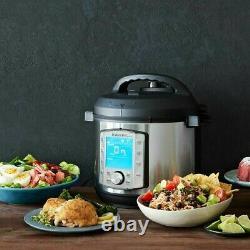 Instant Pot Duo Evo Plus 10-in-1 8L Programmable Pressure Cooker Multicooker NEW