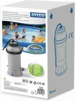 Intex 28684 Electric Above Ground Pool Heater 2.2 KWith230 Brand New FAST DELIVERY