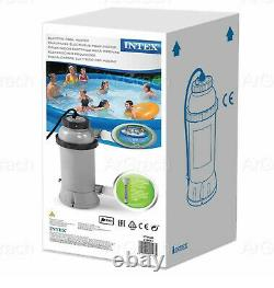 Intex 28684 Pool-Heater Electric Pool 3KW for swimming pool SHORT TIME DEAL