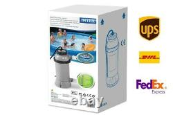 Intex Electric Pool Water Heater 3KW for swimming pool thermometer included