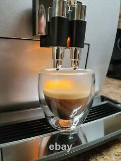 Jura J9 Super Automatic Swiss-Made Espresso Cappuccino Machine
