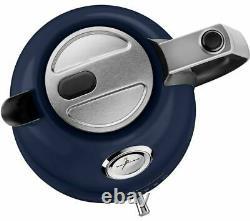 KITCHENAID Artisan Variable Temperature 5KEK1522BPP Jug Kettle Ink Blue Currys
