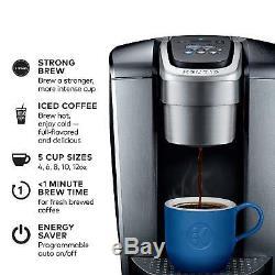 Keurig K-Elite C Single Serve Coffee Maker 15 K-Cup Pods & My K-Cup Reusable NEW