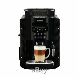 Krups EA8150 automatic Cappuccino Espresso coffee maker black