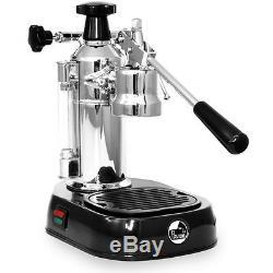 La Pavoni EN Europiccola Chrome levier manuel à Espresso Cappuccino Machine 220V