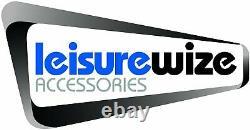 Leisurewize Low Wattage 12L Electric Mini Oven ideal for Home Caravan Motorhome