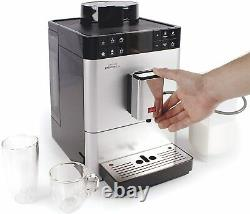 Melitta Passione OT Coffee Machine One Touch Espresso Bean to Cup Maker Silver