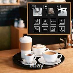 Melitta Solo Automatic Coffee Machine Black Espresso Caffeo Bean to Cup 1400 W