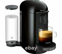 NESPRESSO by KRUPS Vertuo Plus XN903840 Coffee Machine Black Currys