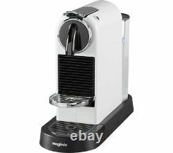NESPRESSO by Magimix CitiZ Pod Coffee Machine 19-bar Pressure White Currys
