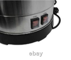 New 35L High Qality Stainless Steel 240V/2300W Turbo Boiler for Brew Water Urn