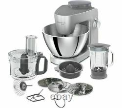 New Kenwood Multi One Khh321si Stand Mixer Silver Stainless Steel 1000w