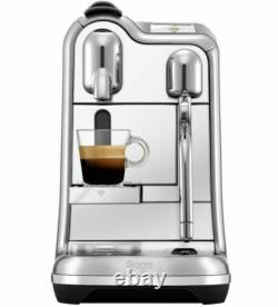 New Sealed SAGE Nespresso Creatista Pro Stainless Steel Next Day Delivery